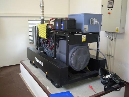 instalacja agregatu prądotwórczego